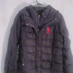 US Polo Club puff coat